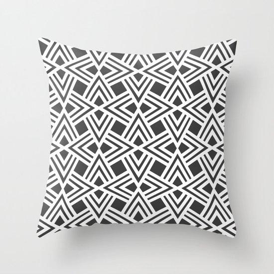 Simple Zoot 5 Throw Pillow