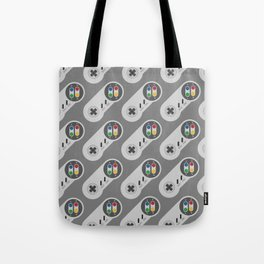 Retro Video Gamer Pattern 2 Tote Bag