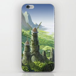 The Valley of the Wind, Nausicaa iPhone Skin