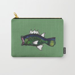 Basculin - Blue  Carry-All Pouch