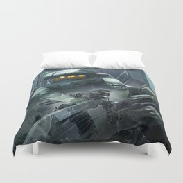 Double Master Chief | Halo Duvet Cover