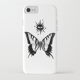 Mystic Beings iPhone Case