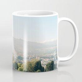 South of Spain Granada Sierra Nevada | Spain fine art photography print Coffee Mug