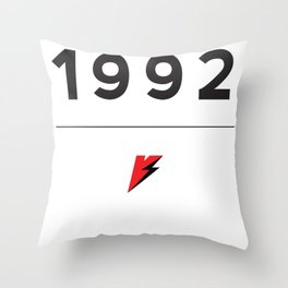 My Story Series (1992) Throw Pillow