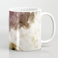let it go Mugs featuring Let Go by Jæn ∞