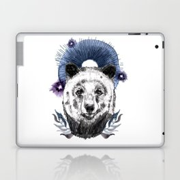 The Bear (Spirit Animal) Laptop & iPad Skin