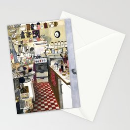 Kitchen Stationery Cards
