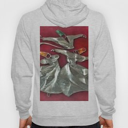 Entranced Sufis In Prayer Hoody