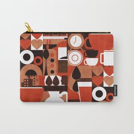 Coffee Story Carry-All Pouch