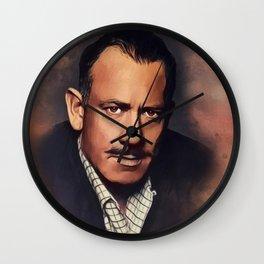 John Steinbeck, Literary Legend Wall Clock
