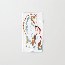 For the Love of Collie Hand & Bath Towel