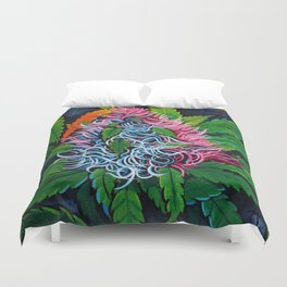 Cotton Candy Duvet Cover