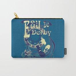 Eau de Derby Carry-All Pouch