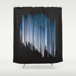 Water Shower Curtain