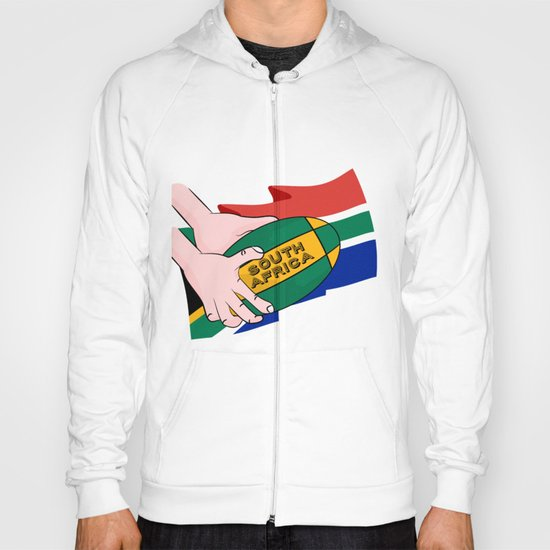 South Africa Rugby Hoody