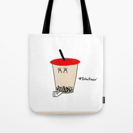 Boba Buddy [Fem] Tote Bag