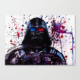 What is thy bidding my Master? Canvas Print
