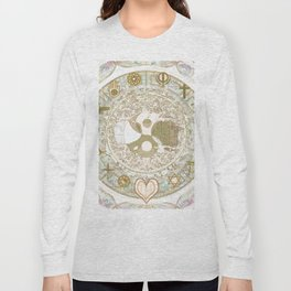 Let Love Be the Foundation Long Sleeve T-shirt
