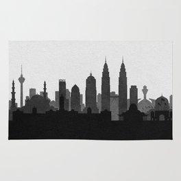 City Skylines: Kuala Lumpur Rug