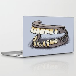 George Washington's Dentures Laptop & iPad Skin
