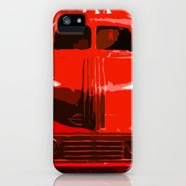 The Bad Trucko iPhone Case