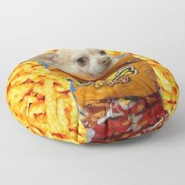 Cheeto Chihauhau Floor Pillow