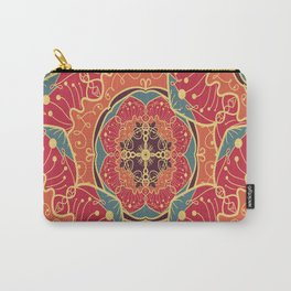 Psycodelic Mandala Carry-All Pouch