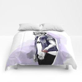 Cool niall Comforters