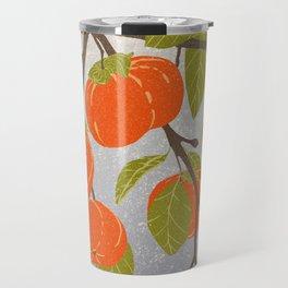 Persimmons Travel Mug
