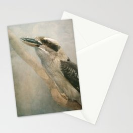 Kookaburra sits in the old gum tree......! Stationery Cards
