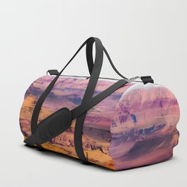 desert view at Grand Canyon national park, USA Duffle Bag