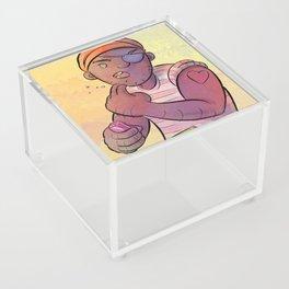Stowaway Pirate Acrylic Box