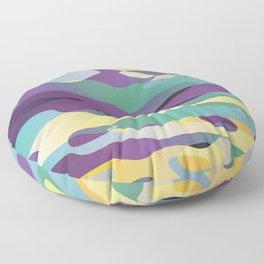 Reflective Exchange Floor Pillow