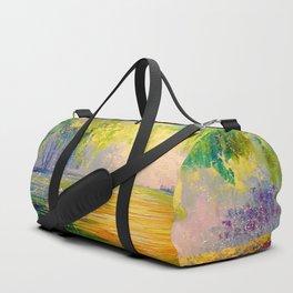 Fabulous pond Duffle Bag
