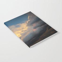 Angry Skies, Sad Goodbyes Notebook