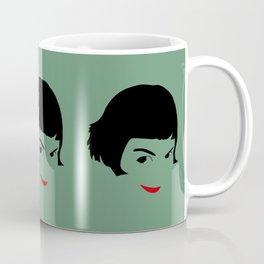 le fabuleux destin d'amelie poulain Coffee Mug