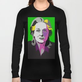 Meryl Streep Long Sleeve T-shirt