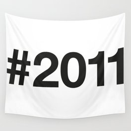 2011 Wall Tapestry