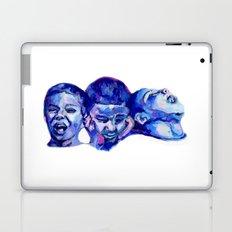 See no Hear no Speak no Laptop & iPad Skin