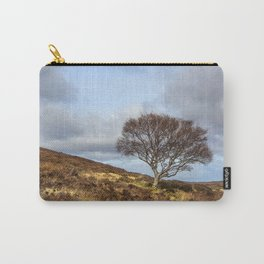 Hillside tree Carry-All Pouch