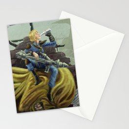 Nuka-Break Stationery Cards