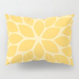 Sunshine Chrysanthemum Pillow Sham