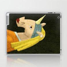 The Unicorn with the Pearl Earring Laptop & iPad Skin