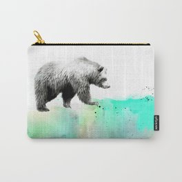 Wild No. 1 // Bear Carry-All Pouch
