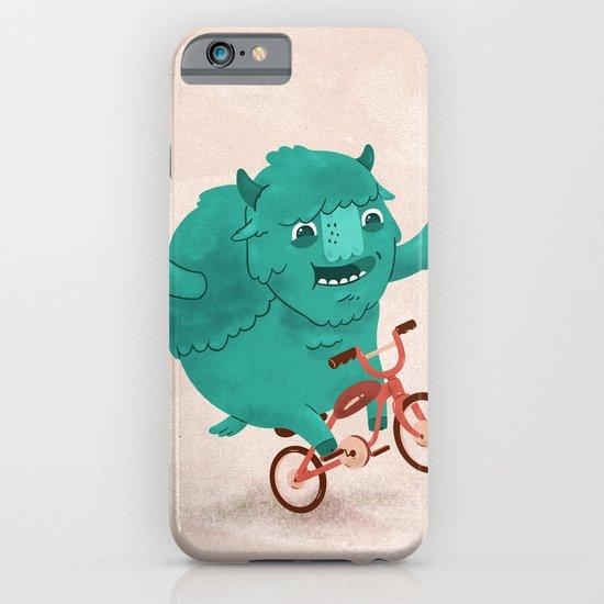 Bicycle Buffalo iPhone & iPod Case