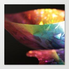 Colour Full Canvas Print