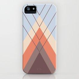 Iglu Blue Retro iPhone Case
