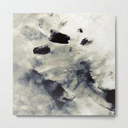 Abstract B7 Metal Print