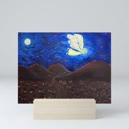 Care of the Soul Angel Mini Art Print