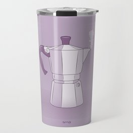 Coffee Maker Series - Moka Travel Mug